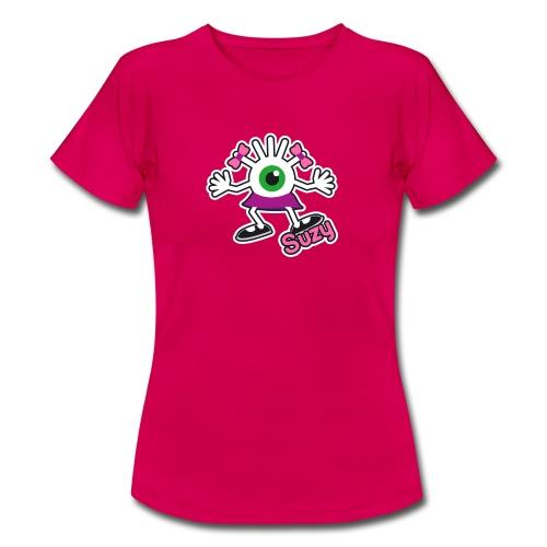 Suzy Full (Color) - T-shirt Femme