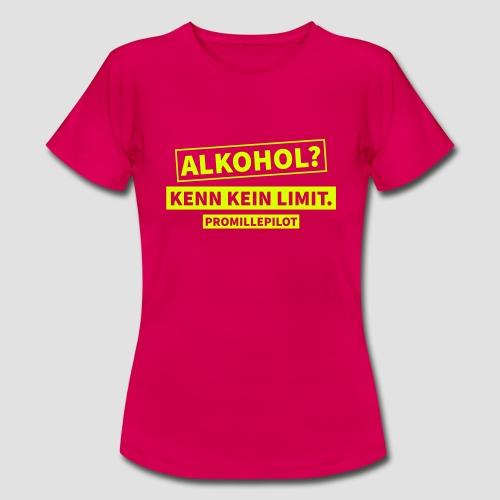 Kenn Kein Limit - Frauen T-Shirt