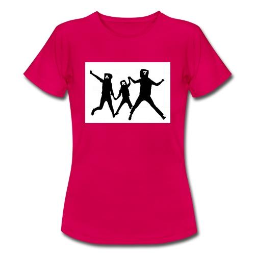 familia ar7 - Camiseta mujer