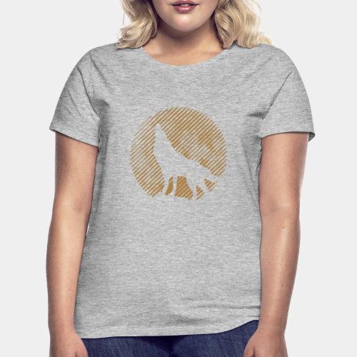 WOLF_02 - Koszulka damska