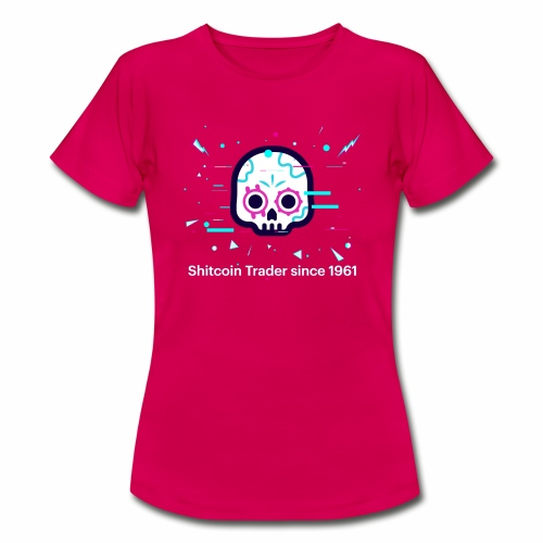 CryptoLoco - Shitcoin Trader - T-shirt Femme