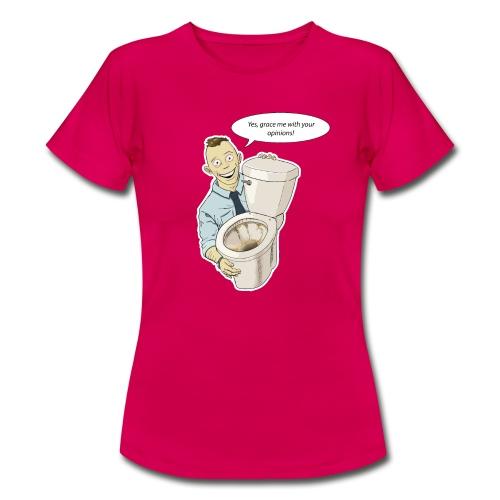 Keep Clean - Naisten t-paita