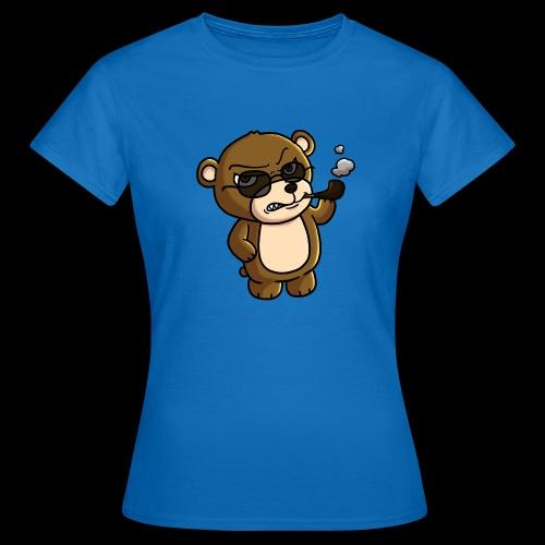 AngryTeddy - Women's T-Shirt
