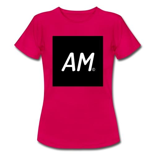 agurk box logo - T-skjorte for kvinner