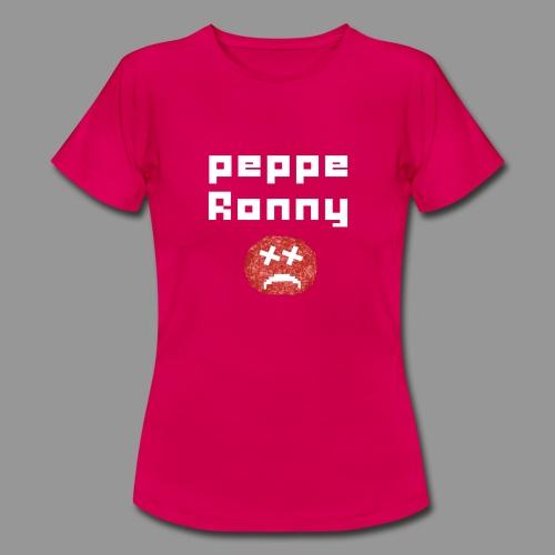peppeRonny - T-shirt dam