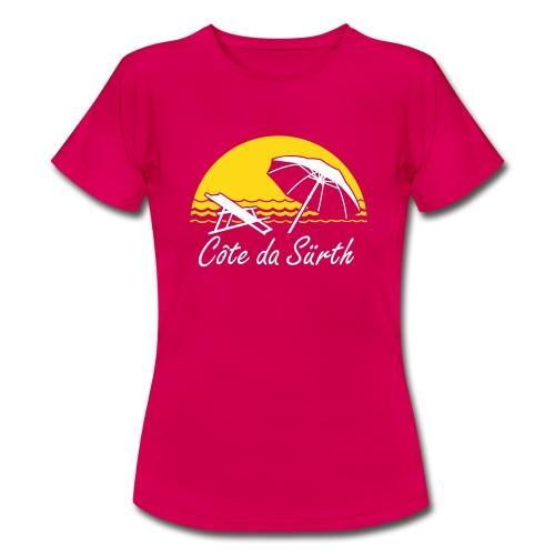 Côte da Sürth - Frauen T-Shirt