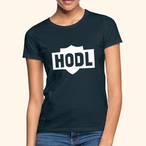 HODL TO THE MOON - Naisten t-paita