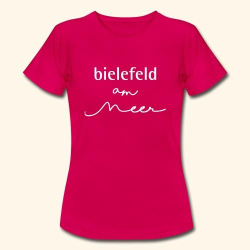 bielefeld am meer - Frauen T-Shirt