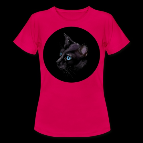 Black Cat - Women's T-Shirt