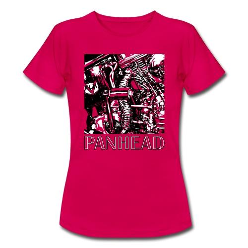 Panhead motordetail 01 - Vrouwen T-shirt