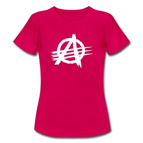 AGaiNST ALL AuTHoRiTieS - Women's T-Shirt