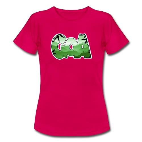 Goa logo 2 - Women's T-Shirt