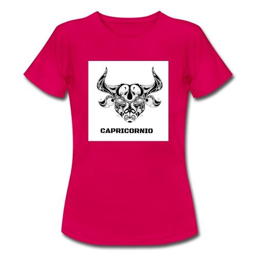 CAPRICORNIO - Camiseta mujer