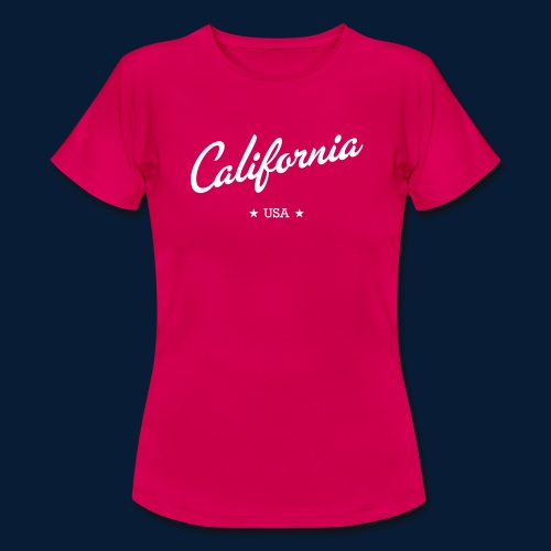 California - Frauen T-Shirt