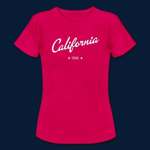 California - Frauen T-Shirt