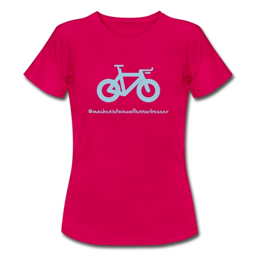 Tri Bike - Frauen T-Shirt