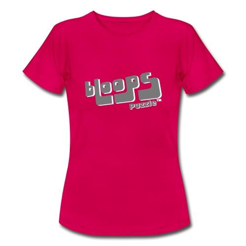 bLoops Puzzle - T-skjorte for kvinner