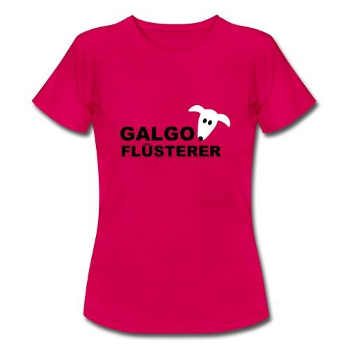 Galgoflüsterer - Frauen T-Shirt