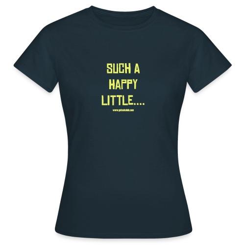 Got A Ukulele Happy - Women's T-Shirt
