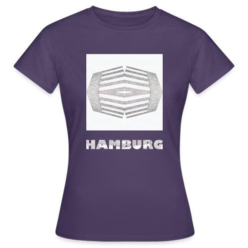 Hamburg #2 - Frauen T-Shirt