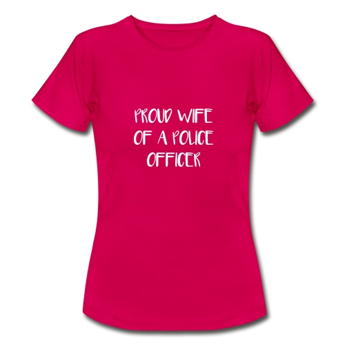police - Frauen T-Shirt