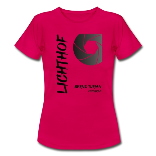 Lichthof Rosenthal - Bernd Turian - Fotograf - Frauen T-Shirt