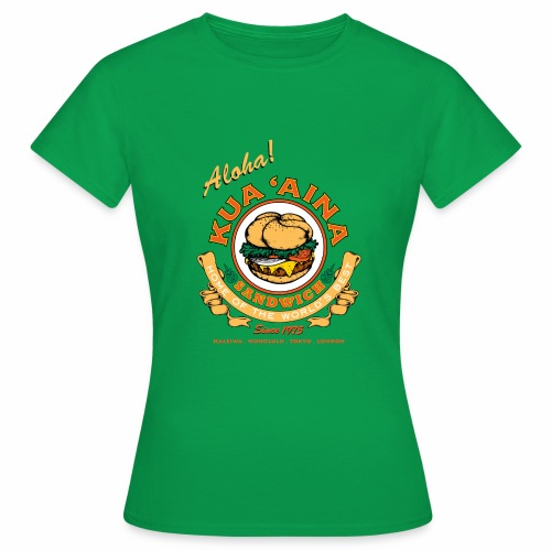 Kua 'Aina Classic - Women's T-Shirt