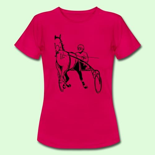Les Trotteurs - T-shirt Femme