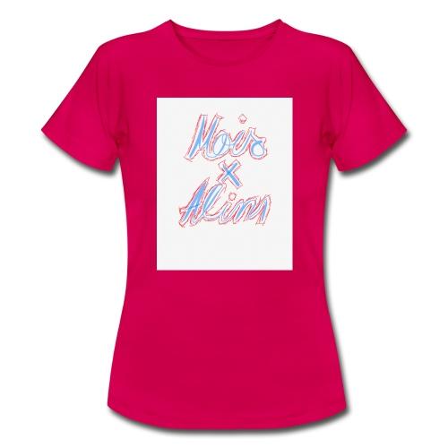 Mois x Alim Graffiti art - Frauen T-Shirt