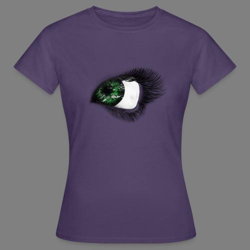 Auge 1 - Frauen T-Shirt