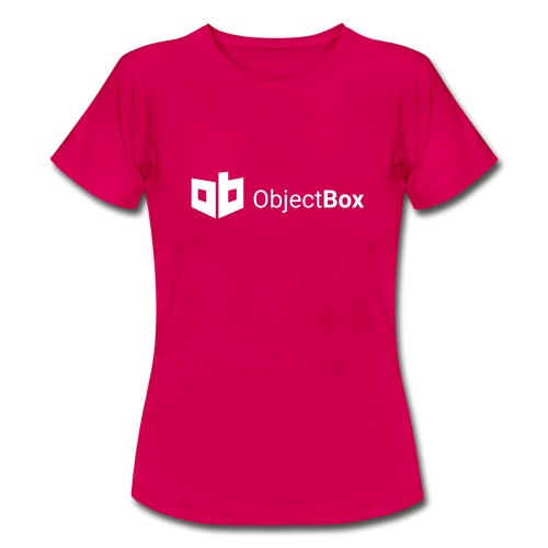 ObjectBox 1c FINAL - Women's T-Shirt