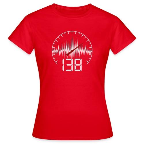 138 (White) - T-shirt dam