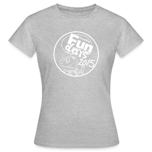 zonder crew - Vrouwen T-shirt