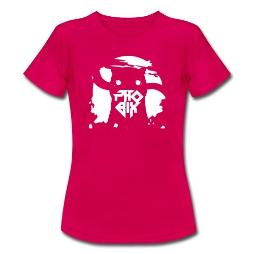 white 01big png - Frauen T-Shirt