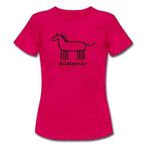 Sleipnir - T-shirt dam