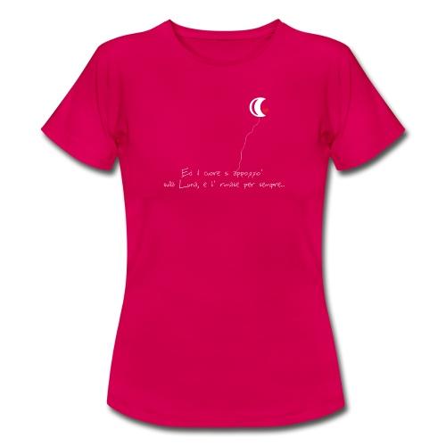 CUORE-E-LUNA - Maglietta da donna