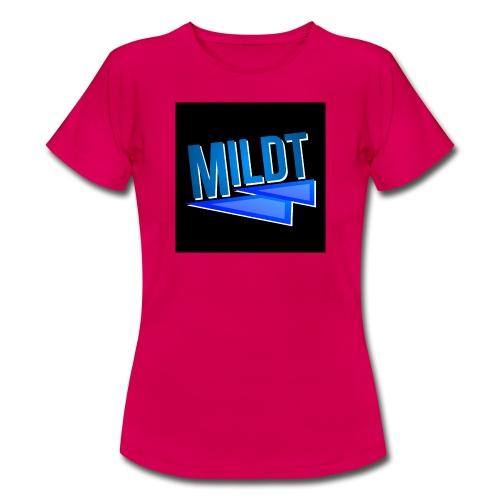 MILDT Muismat - Vrouwen T-shirt