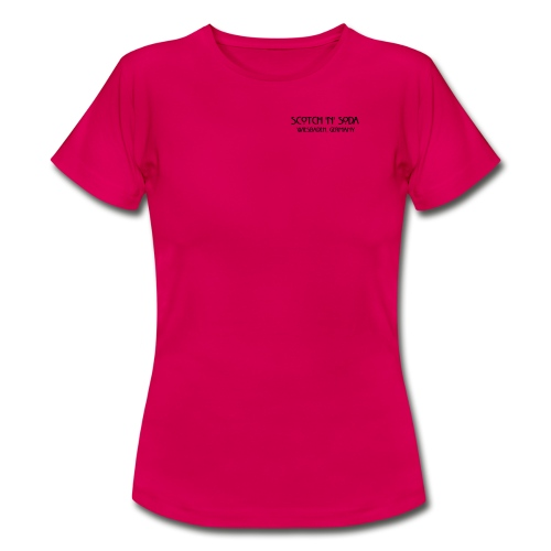 Goldgasse 9 - Front - Women's T-Shirt