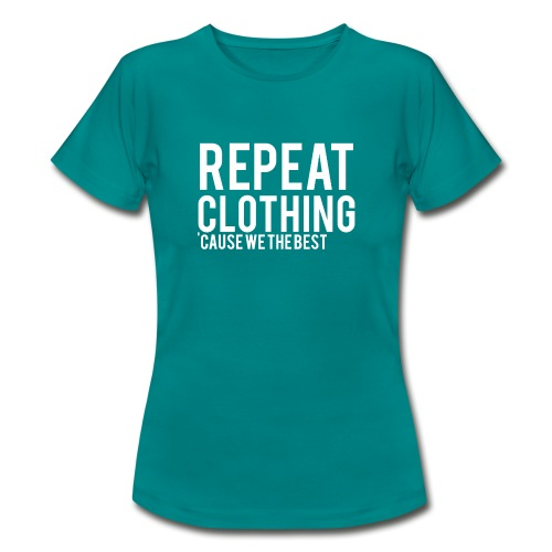 Repeat Clothing - Women's T-Shirt