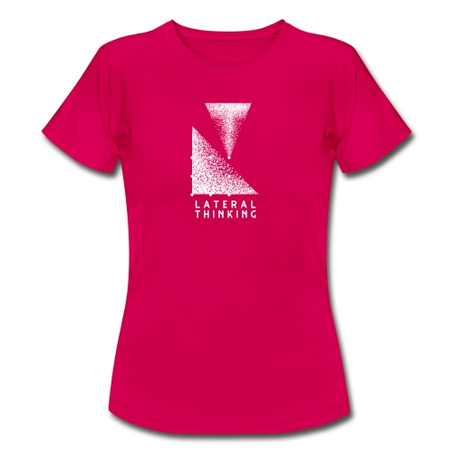 Lateral Thinking - T-shirt Femme