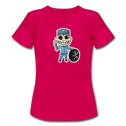 mech - Vrouwen T-shirt