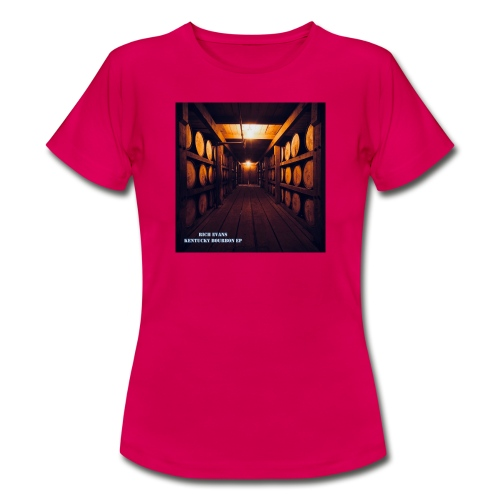 Rich Evans - Kentucky Bourbon EP Cover - T-shirt dam