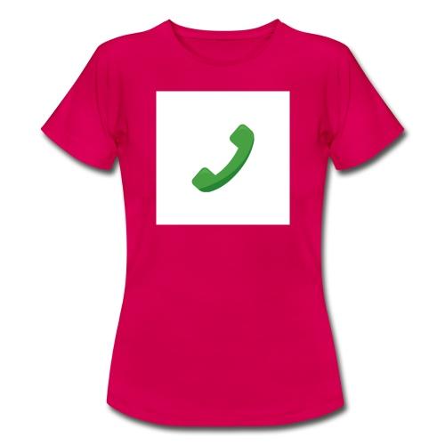Telefon - Frauen T-Shirt