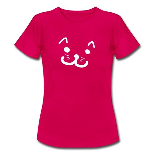 maou (vit) - T-shirt dam