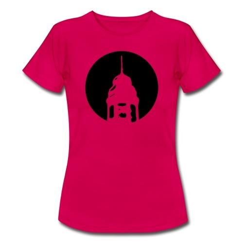 Logo invertiert (Alternative Farben) - Frauen T-Shirt