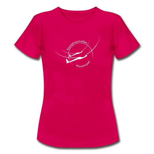 Youngtimertreffen des Rhönflug Fulda e.V. - Frauen T-Shirt