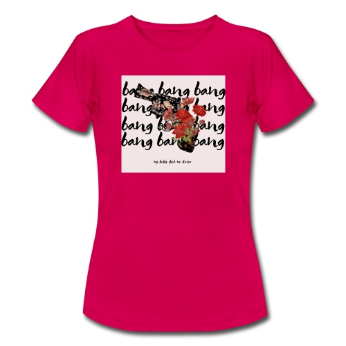 bamg_bang-jpg - Camiseta mujer