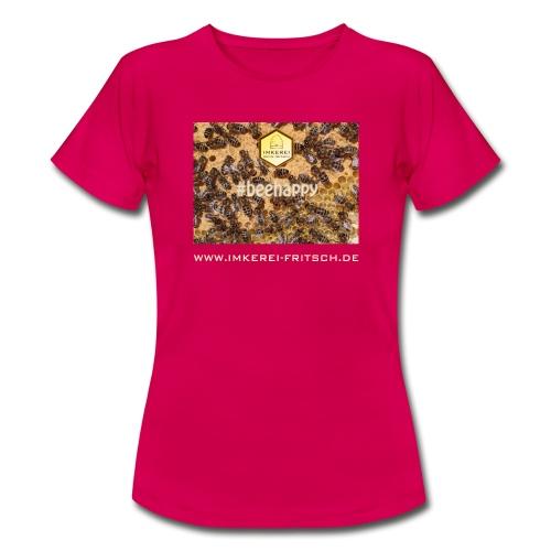 beehappy ikf www - Frauen T-Shirt