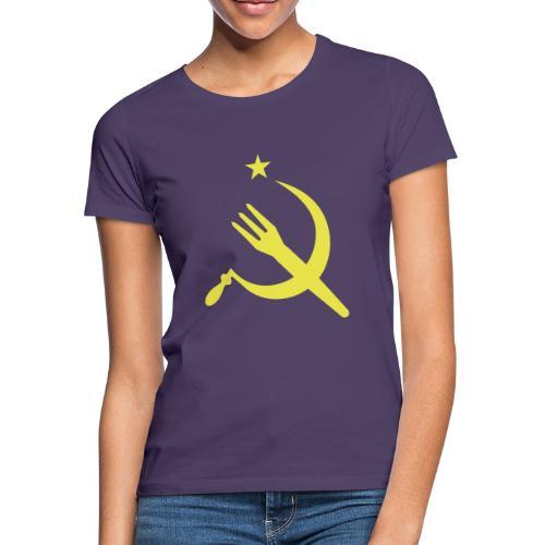 Fourchette en sikkel - USSR - belgië - belgique - T-shirt Femme