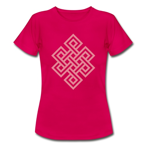 EndlessKnot2 - Vrouwen T-shirt